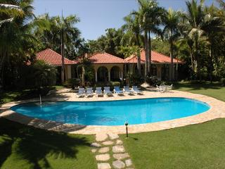 Large Hacienda Style   Private Gated Community  Family Friendly Walk to Beach - Cabarete vacation rentals
