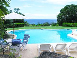 Barbados Villa 52 Sits On A Throne Of Panache On The Holders Ridge Off The Polo Field. - Terres Basses vacation rentals