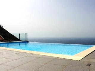Luxury villa for up to 6 people  with infinity pool and sea view - PT-1077224-Arco da Calheta - Madeira vacation rentals