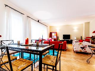 Liszt 2 - 2 bedroom apartment with terrace, A/C, Wifi, 120 sqm - Budapest vacation rentals