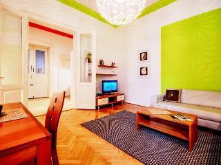 Váci The Fashion Street 1. Apartment, A/C, Wifi, 63 sqm - Budapest vacation rentals