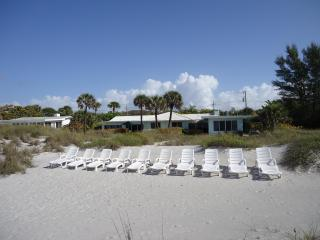 Beachfront Longboat Key Studio #1 - Longboat Key vacation rentals