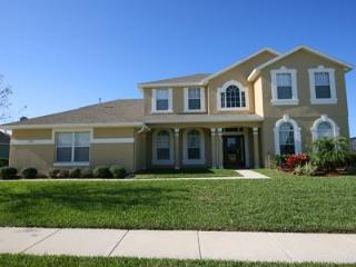 7 Bedroom Lakefront villa with Pool & Games Room! - Central Florida vacation rentals