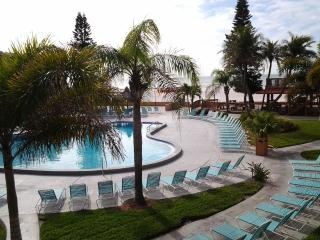 St Pete Beach Florida, direct beachfront rooms - Kissimmee vacation rentals