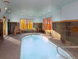 Private Indoor Pool cabin - sleeps 8 - Gatlinburg vacation rentals