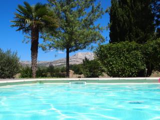 Villa view on the montagne Sainte-Victoire - Beaurecueil vacation rentals