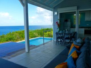 Oceanfront Villa with private pool in Bouillante - Bouillante vacation rentals