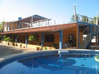 Beautiful beach house in Morrocoy - Northwest Venezuela vacation rentals