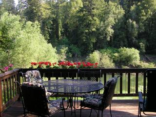 Summer Time: Riverfront, Golf, Redwoods 3Bd. 2.5Ba - Russian River vacation rentals