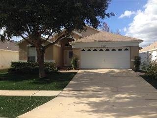 Indian Creek 4 Bed/3bath Premium vacation rental home SLEEPS 8 - 1791 sq ft  private pool/spa/game room, near Formosa Gardens - Kissimmee vacation rentals