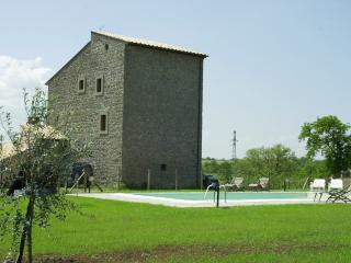 SAN FRANCESCO - From a Medieval Fortress to a Stunning Country Mansion - Viterbo vacation rentals