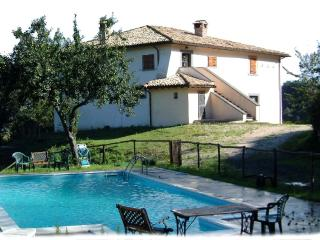 SALLEGROTTE - Civita di Bagnoregio Villa. Deep-in-the-Green, Pool, Breathtaking View! - Lazio vacation rentals