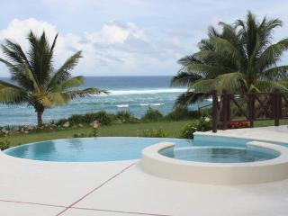Bottom Bay Ocean Front Villa - Ragged Point vacation rentals