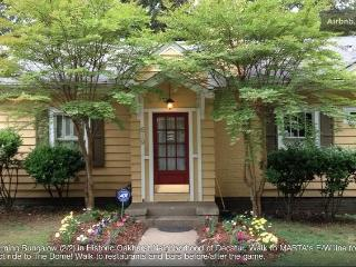 Perfectly Charming 2/2 Bungalow In Historic Decatur - Decatur vacation rentals