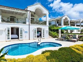 Gated Cherry Red wth shuttle service to Mullins Beach & Royal Westmoreland Beach Club access - Lascelles Hill vacation rentals
