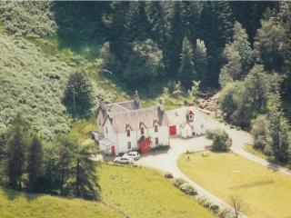 Inverardran House 3 star family bed and breakfast - Crianlarich vacation rentals