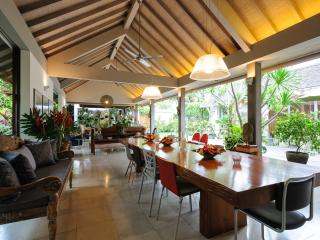 Luxurious 3 Bedroom Villa, in the heart of Sanur and 50 meters to the beach. - Sanur vacation rentals