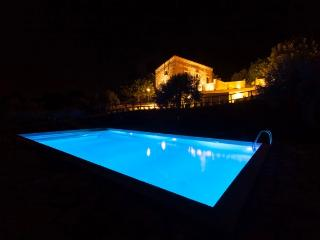 TOWER CHIU CHIU: luxury villa with private pool, turkish bath, sauna and tennis court - Sicily vacation rentals