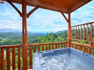 Experience Amazing Views, Free WIFI, Hot Tub, Pool Table & Jacuzzi - Gatlinburg vacation rentals
