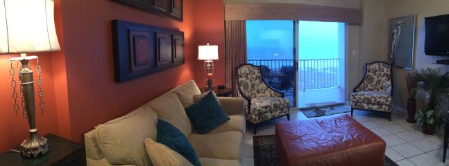 A SUNRISE IS GOD'S WAY OF SAYING, 'LET'S START AGAIN.' ― Todd Stocker - DIRECTLY ON THE GULF - ROMANTIC GET-A-WAY, 3rd fl CONDO, ULTRA-CLEAN! - Orange Beach - rentals