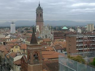 Best Monza View!!The Penthouse - Monza vacation rentals