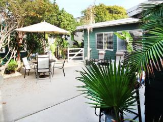 A Stone's Throw to beach...Big 3br+Cottage & Patio - San Diego vacation rentals