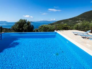 Villa Vela  - Peaceful, brand new luxury villa in magical setting - Sivota vacation rentals
