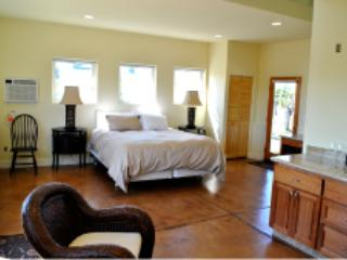 deLorimier Winery Mosaic Suite - Image 1 - Geyserville - rentals