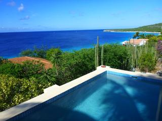 Cas Chi Chi - Sunsets over the sea at Cas Abou ! - Curacao vacation rentals