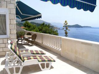 Waterfront Artists Retreat - near old Dubrovnik - Southern Dalmatia vacation rentals