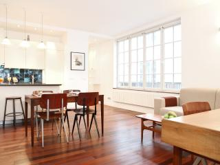 42. Live Like a Local in a Modern and Sunny Flat - 11th Arrondissement Popincourt vacation rentals