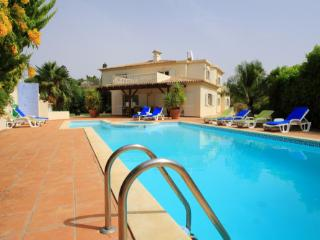 5 bed 4 bath Villa with private heated pool - Almancil vacation rentals