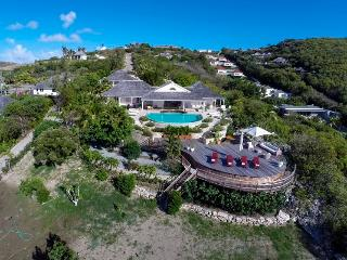 Papaye at Petit Cul de Sac, St. Barth - Ocean View, Very Private, Direct Access To Beach - Petit Cul de Sac vacation rentals