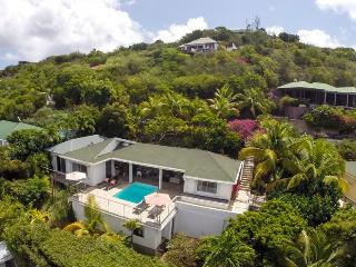 Heloa at Pointe Milou, St. Barth - Ocean View, Amazing Sunset Views, Lots Of Sun - Pointe Milou vacation rentals