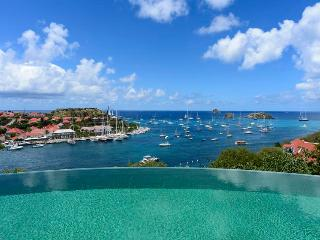 Lam at Gustavia, St. Barth - Ocean View, Amazing Sunset Views, Walking Distance To Shops and Restaurants - Gustavia vacation rentals