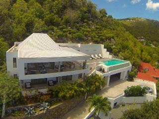 Matajugai at Flamands, St. Barth - Ocean View, Walk To Beach, Contemporary Style - Colombier vacation rentals
