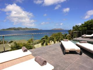 Mirande at Pointe Milou, St. Barth - Amazing Sunset View, Contemporary Style, Fitness Room - Pointe Milou vacation rentals