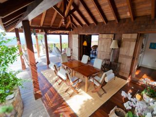 Nahma at Vitet, St. Barth - Ocean View, Tropical Gardens, Perfect Hideaway - Vitet vacation rentals