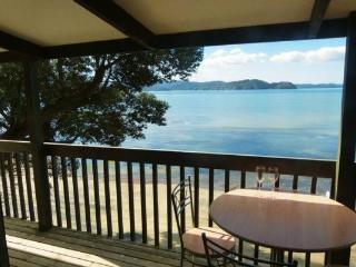 An absolute beachfront kiwi holiday home! - Auckland vacation rentals