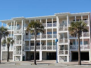 South Beach Ocean Condos - East - Unit 3 - Tybee Island vacation rentals