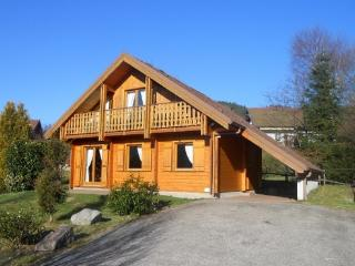 Chalet for 8 people with stunning views of  the Vosges, 1 km from Gerardmer  - FR-1077423-Gérardmer - Alsace-Lorraine vacation rentals