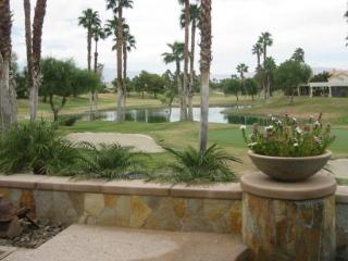BEAUTIFUL GOLF COURSE VIEWS FROM PRIVATE SPA ON S TRANCAS! - VS2HOP - Greater Palm Springs vacation rentals