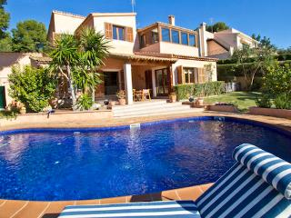 Luxury villa in Majorca for 8 people  with private pool and sea views - ES-1077438-Calvià - Calvia vacation rentals