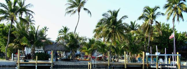 View from the Water - Islamorada Waterfront Paradise 1 - Matecumbe Key - rentals