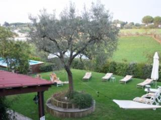 The Pool area - Sunny apartment with Pool and whirlpool - Rome - rentals