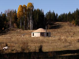 Mongolian Cabin at Bear Valley Highlands - Lumby vacation rentals