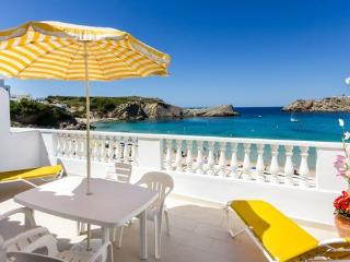 The house has about 90m² of living space  with terrace and sea view - ES-1077504-Arenal den Castell-Mercadal - Minorca vacation rentals