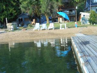 Sunnyside Beach Retreat-Memories start here - Loon Lake vacation rentals