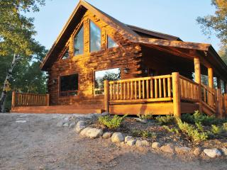 Authentic Log Cabin in Beautiful South Park, CO - Como vacation rentals