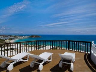 Alluring 3 Bedroom Villa with View in Dawn Beach - Dawn Beach vacation rentals